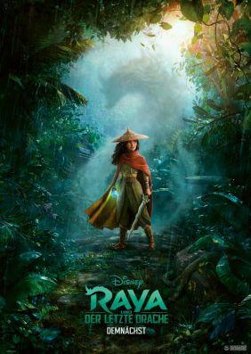 Plakatmotiv: Raya und der letzte Drache
