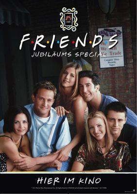 Plakatmotiv: FRIENDS 25: JUBILÄUMS SPECIAL (Teil 1)