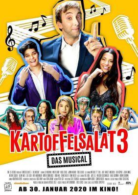 Plakatmotiv: Kartoffelsalat 3 - Das Musical