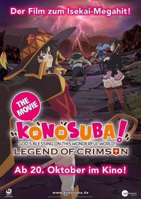 Plakatmotiv: KonoSuba: The Legend of Crimson