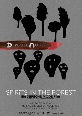 Plakatmotiv: Depeche Mode: SPIRITS in the Forest