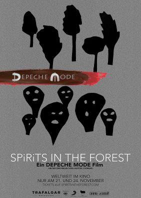 Plakatmotiv: Depeche Mode: SPIRITS in the Forest