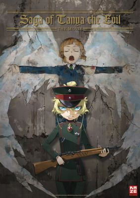 Plakatmotiv: Anime Night 2020: Saga of Tanya the Evil: The Movie