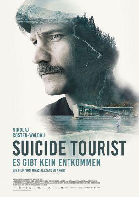 Plakatmotiv: Suicide Tourist - Es gibt kein Entkommen