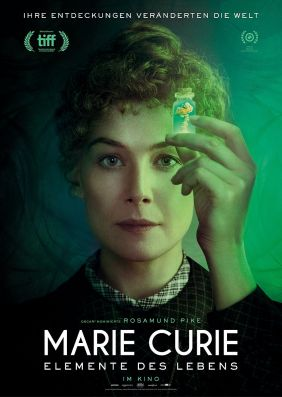 Plakatmotiv: Marie Curie - Elemente des Lebens