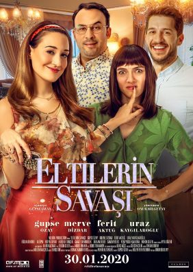 Plakatmotiv: Eltilerin Savasi