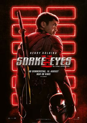 Plakatmotiv: Snake Eyes: G.I. Joe Origins