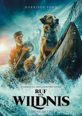 Plakatmotiv: Ruf der Wildnis