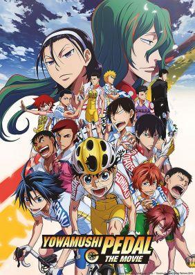 Plakatmotiv: Yowamushi Pedal: The Movie