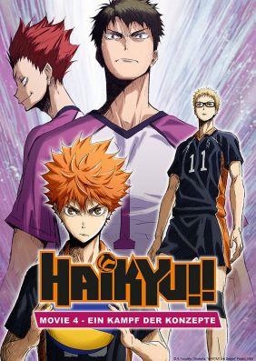 Plakatmotiv: Haikyu!! Movie 4 - Ein Kampf der Konzepte