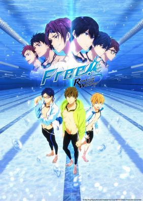 Plakatmotiv: Free! - Road to the World - The Dream