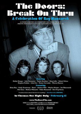 Plakatmotiv: The Doors: Break On Thru - A Celebration Of Ray Manzarek