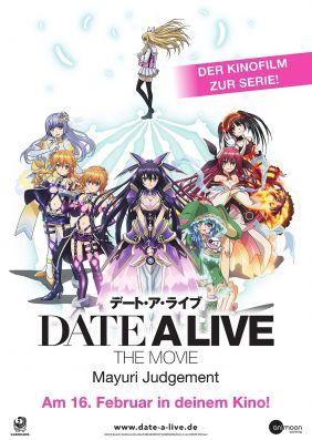Plakatmotiv: Date a Live - The Movie: Mayuri Judgement