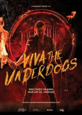 Plakatmotiv: Viva the Underdogs - A Parkway Drive Film
