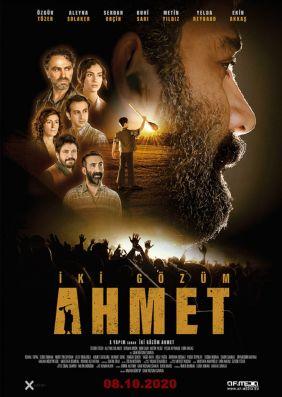 Plakatmotiv: Iki Gözüm Ahmet