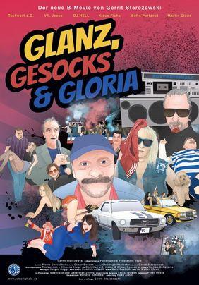 Plakatmotiv: PottOriginale - Glanz, Gesocks & Gloria