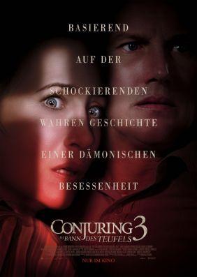 Plakatmotiv: Conjuring 3: Im Bann des Teufels