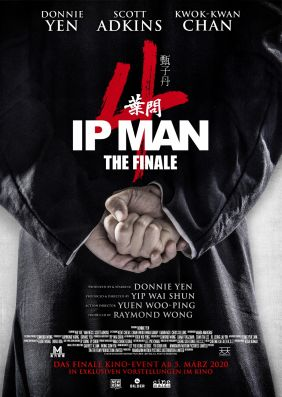 Plakatmotiv: Ip Man 4: The Finale