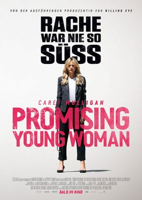 Plakatmotiv: Promising Young Woman