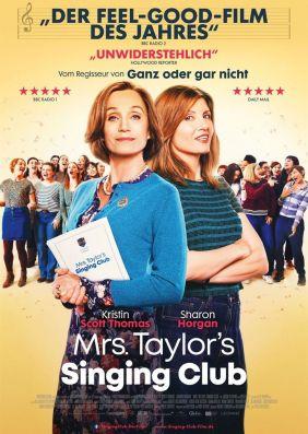 Plakatmotiv: Mrs. Taylor's Singing Club