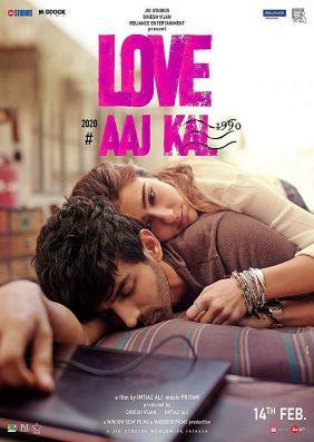 Plakatmotiv: Love Aaj Kal 2