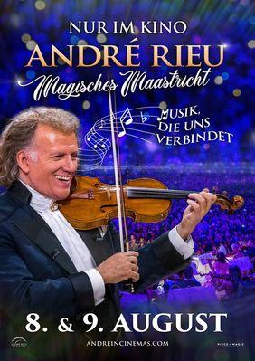 Plakatmotiv: André Rieu: Magisches Maastricht – Musik, die uns verbindet
