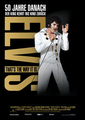 Plakatmotiv: Elvis: That's The Way It Is