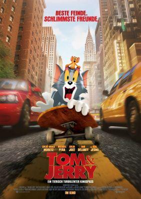 Plakatmotiv: Tom & Jerry