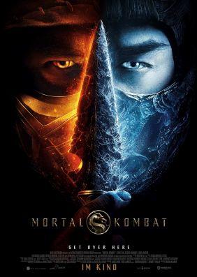 Plakatmotiv: Mortal Kombat