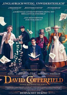 Plakatmotiv: David Copperfield - Einmal Reichtum und zurück