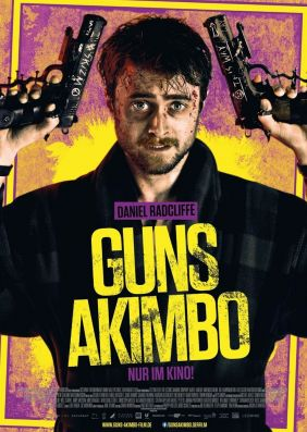 Plakatmotiv: Guns Akimbo