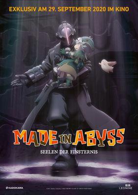 Plakatmotiv: Anime Night 2020: Made in Abyss - Seelen der Finsternis
