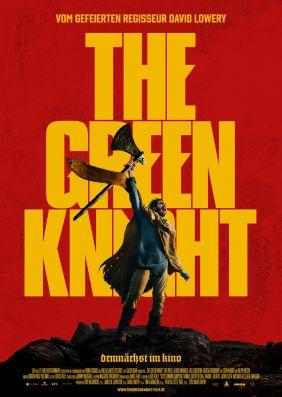 Plakatmotiv: The Green Knight
