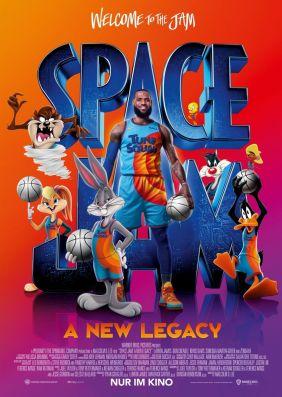 Plakatmotiv: Space Jam 2: A New Legacy