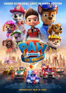 Plakatmotiv: Paw Patrol: Der Kinofilm
