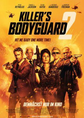 Plakatmotiv: Killer's Bodyguard 2