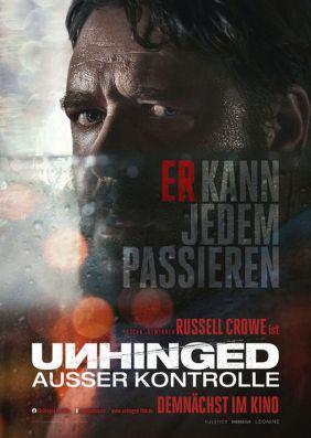 Plakatmotiv: Unhinged - Ausser Kontrolle