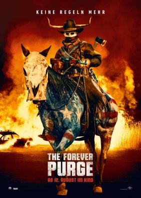 Plakatmotiv: The Forever Purge