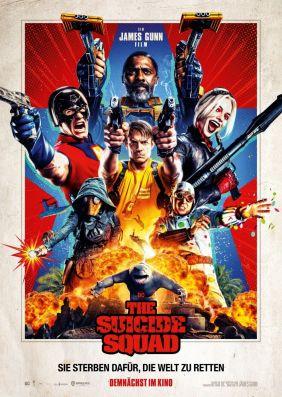 Plakatmotiv: The Suicide Squad