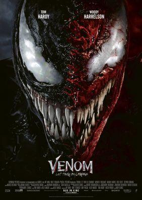 Plakatmotiv: Venom - Let There Be Carnage