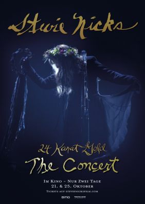 Plakatmotiv: Stevie Nicks: 24 Karat Gold the Concert