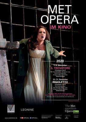 Plakatmotiv: Met Opera 2020/21: Giuseppe Verdi Il Trovatore (2015)