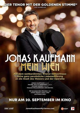 Plakatmotiv: Jonas Kaufmann: Mein Wien