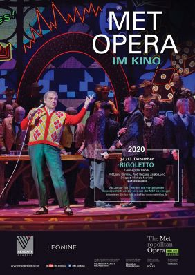 Plakatmotiv: Met Opera 2020/21: Giuseppe Verdi Rigoletto (2013)