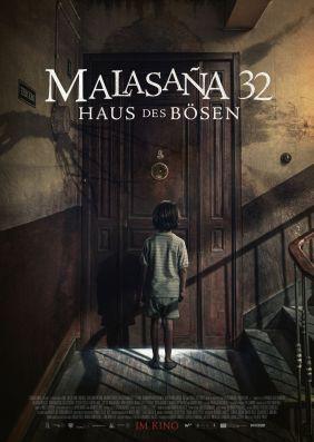 Plakatmotiv: Malasaña 32 - Haus des Bösen