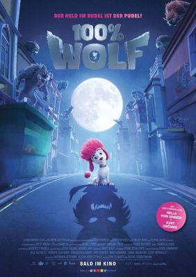 Plakatmotiv: 100% Wolf