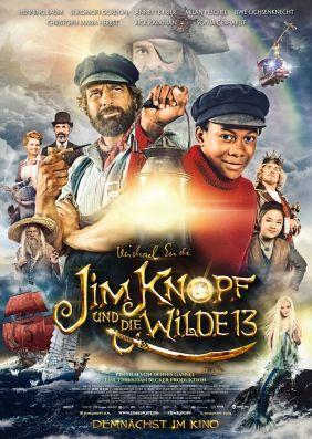 Plakatmotiv: Jim Knopf und die Wilde 13