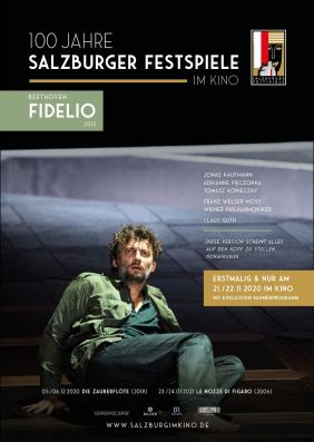 Plakatmotiv: Salzburg im Kino 20/21: Beethoven - Fidelio (2015)