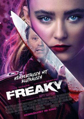 Plakatmotiv: Freaky