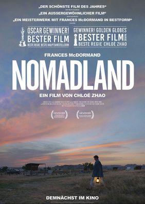 Plakatmotiv: Nomadland
